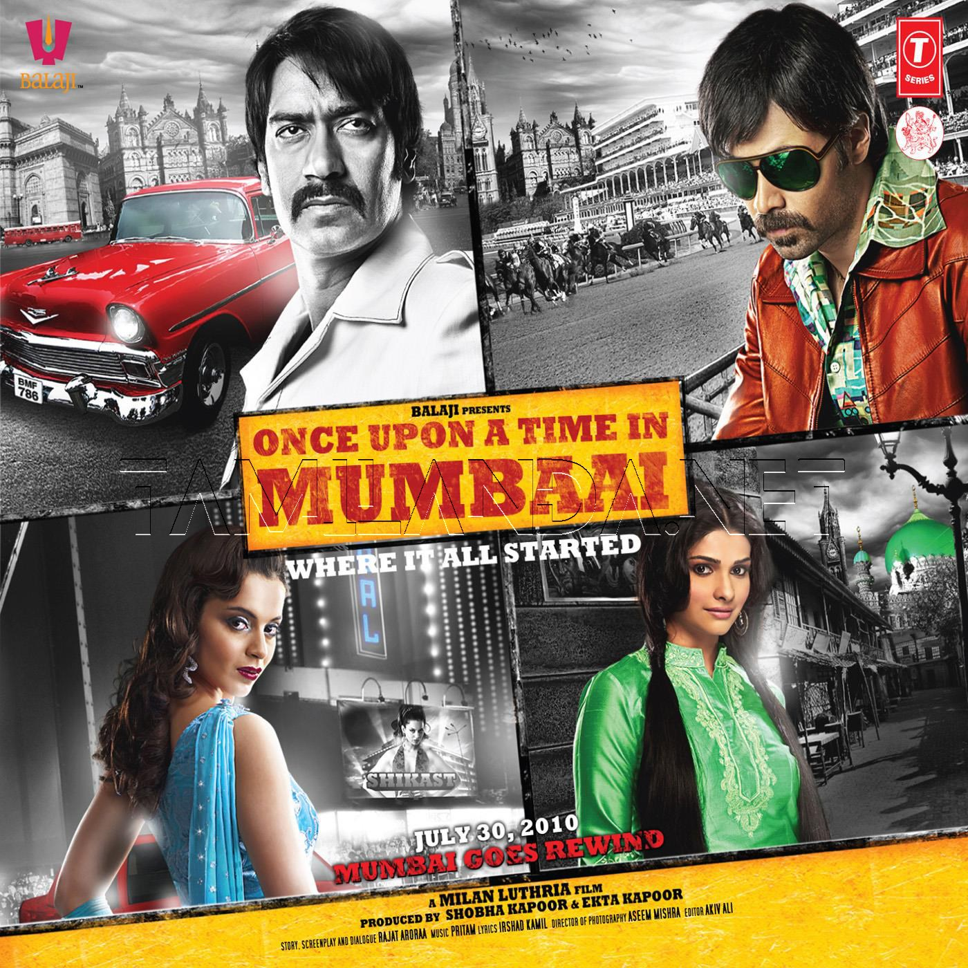 Once Upon a Time In Mumbaai (2010) (ACD-RIP-WAV)