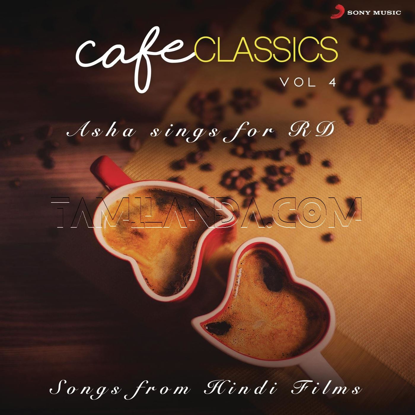 Cafe Classics, Vol. 4 (Asha Sings for RD) (2018) [Digital-RIP-FLAC]