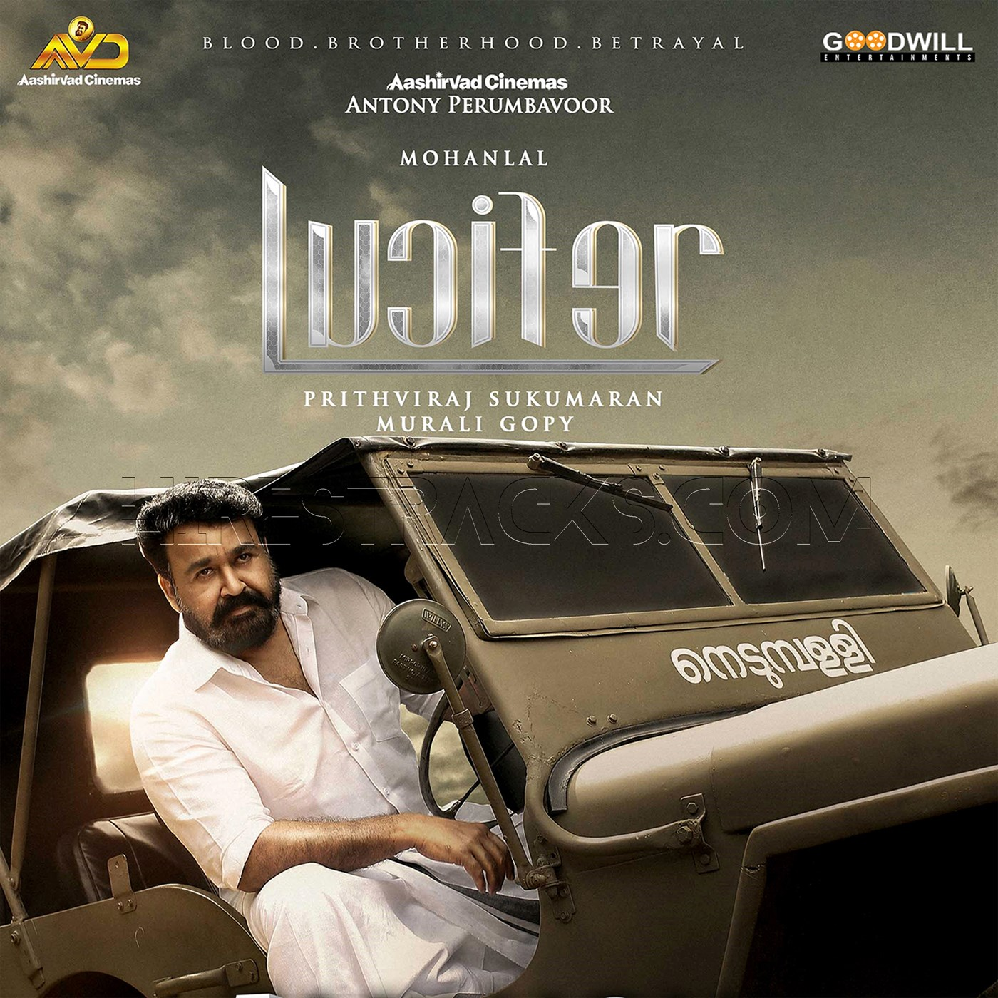 Lucifer (2019) (Deepak Dev) [DL-FLAC]