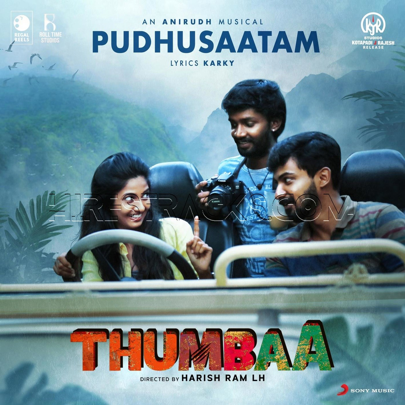 Pudhusaatam (From Thumbaa) – (Single) (2019)