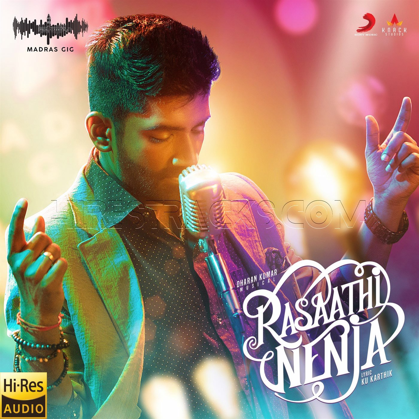 Rasaathi Nenja (Madras Gig Season 2) – Single (2019) (24 BIT-48 KHZ)