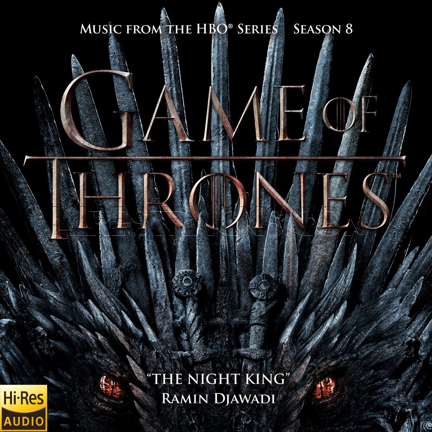 The Night King (From Game of Thrones Season 8) – Single (2019) [24 BIT]