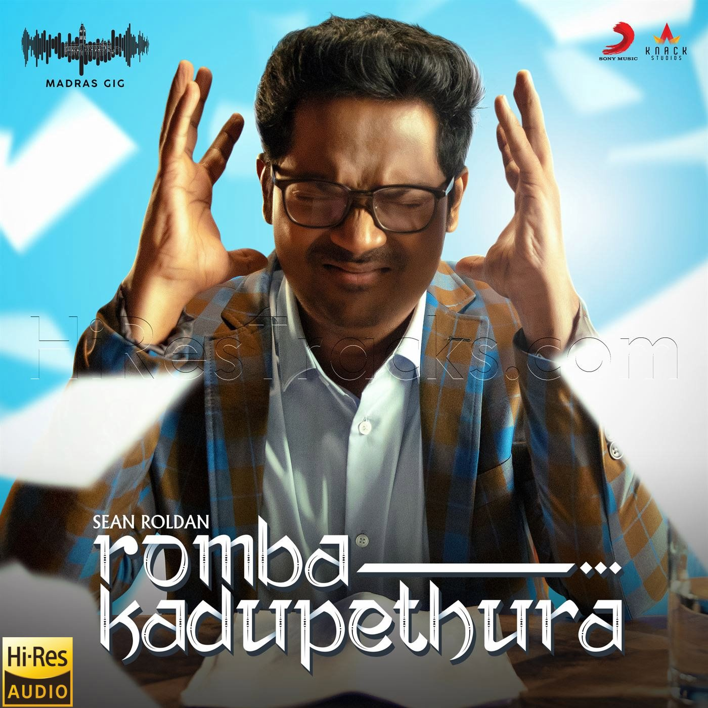 Romba Kadupethura (Madras Gig Season 2) – Single [24 BIT-48 KHZ]