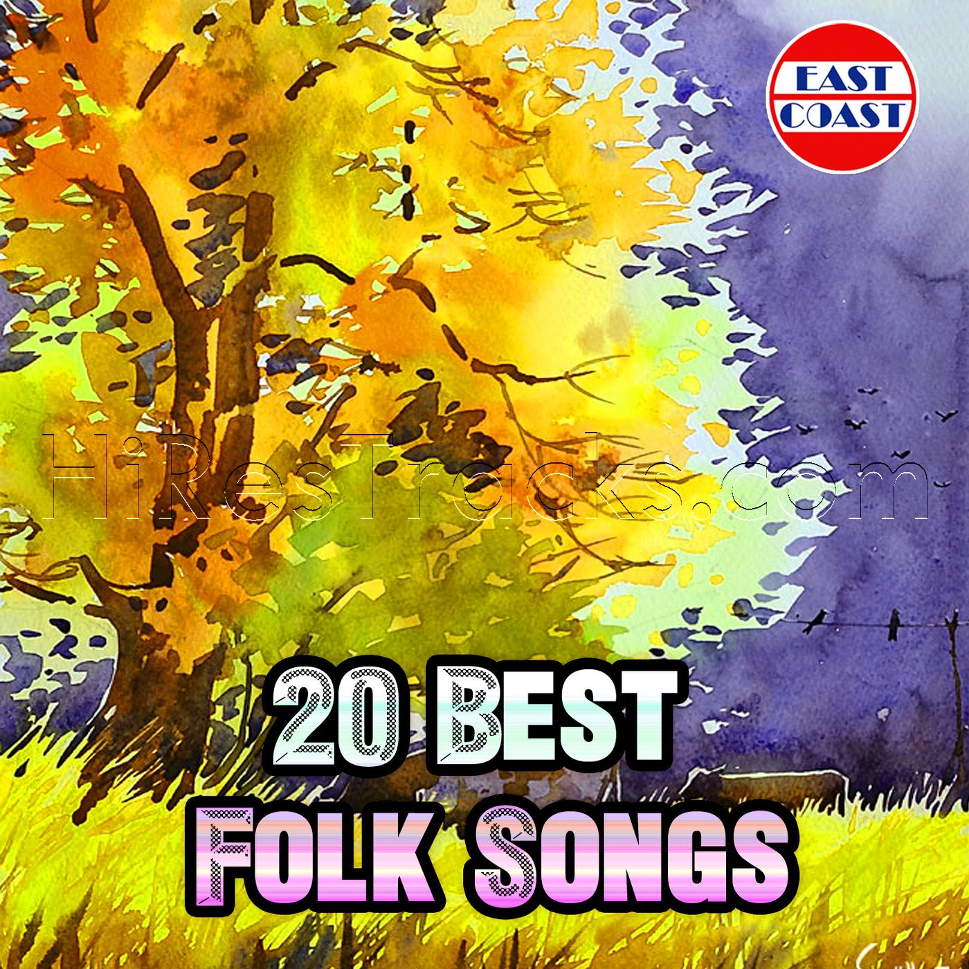 20 Best Folk Songs (2015) (Various Artists)