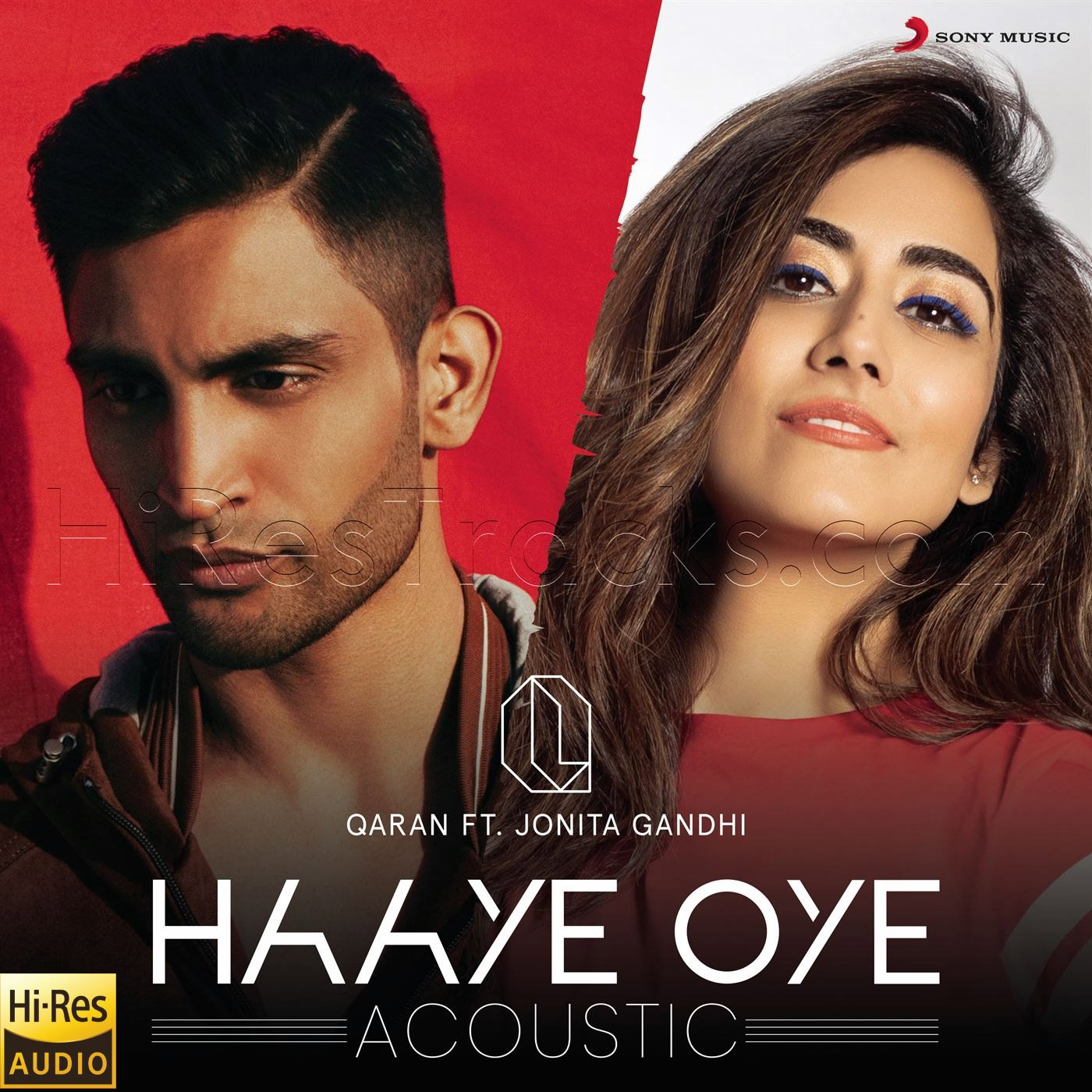 Haaye Oye (Acoustic) [feat. Jonita Gandhi] – Single (2019) [24 BIT-48 KHZ]