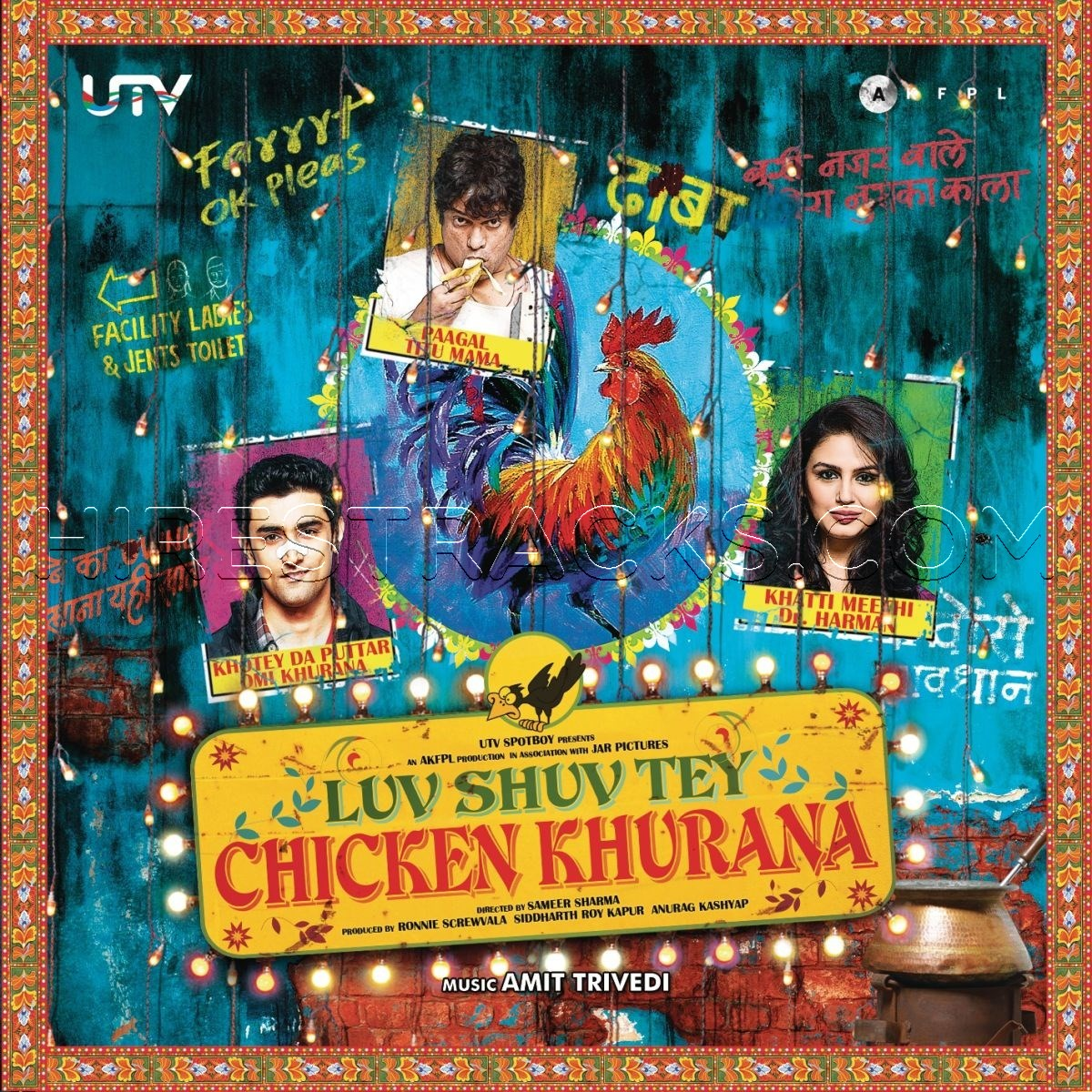 Luv Shuv Tey Chicken Khurana (2015)