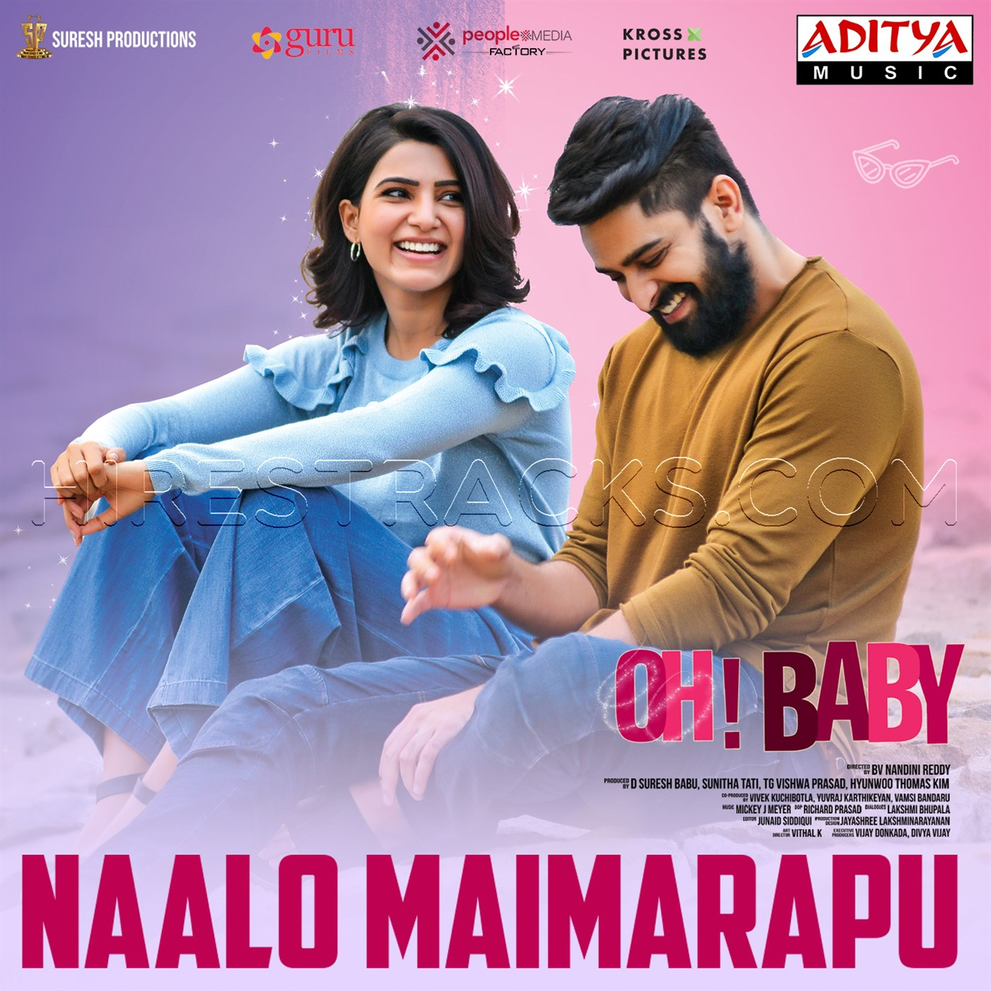 Naalo Maimarapu (From Oh Baby) – Single (2019)