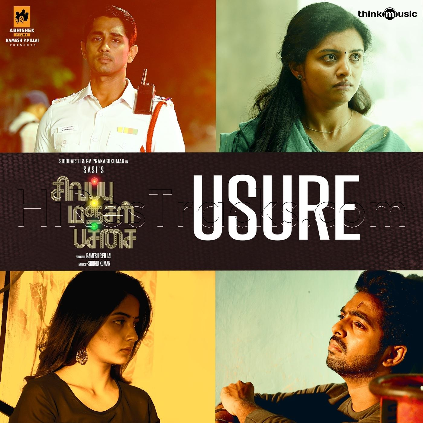 Usure (From Sivappu Manjal Pachai) (2019)