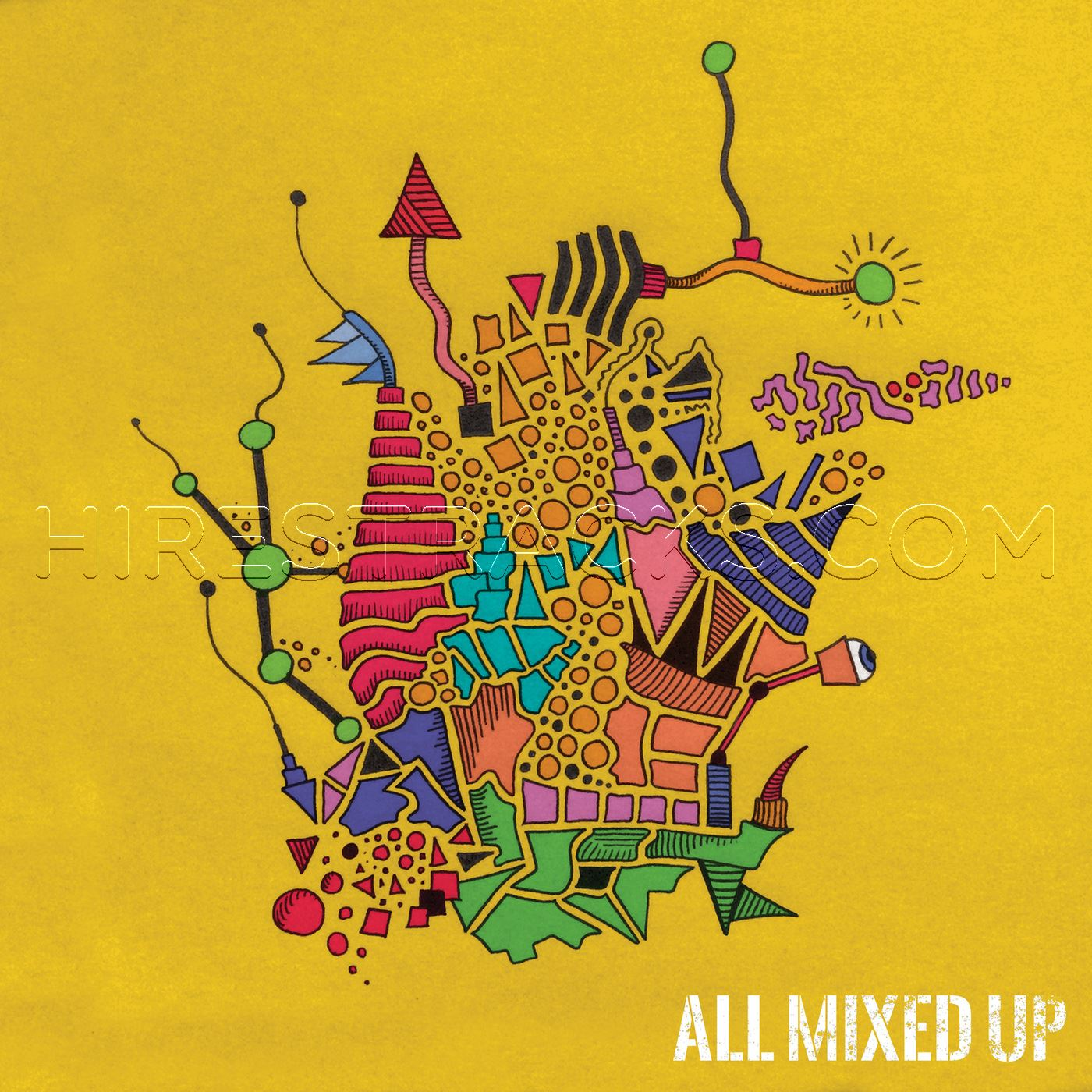 All Mixed Up (2018) (All Mixed Up)