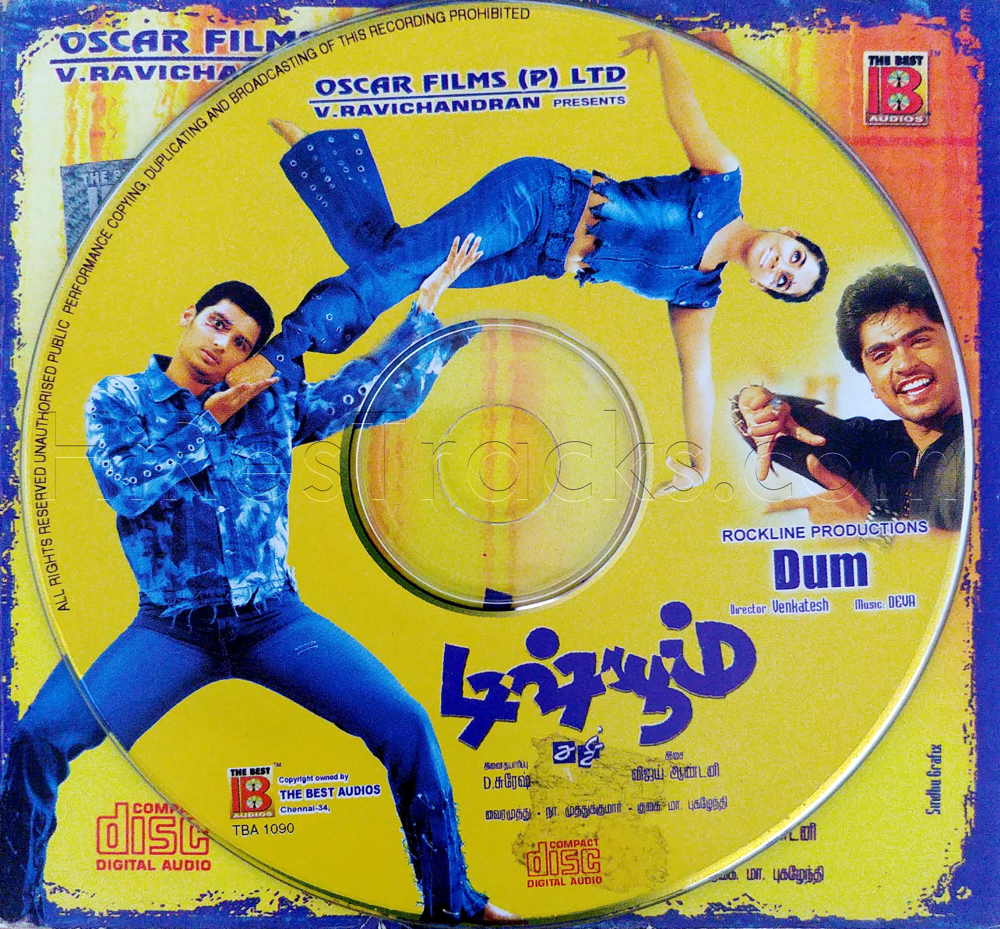 Dishyum (2006) (Vijay Antony) (The Best Audios) [ACD-RIP-WAV]