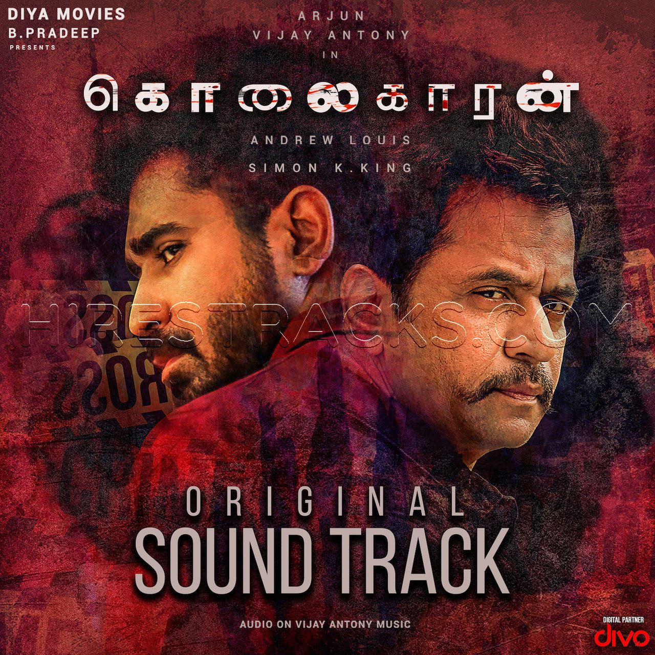 Kolaigaran (Original Sound Track) (2019) (Simon K.King)