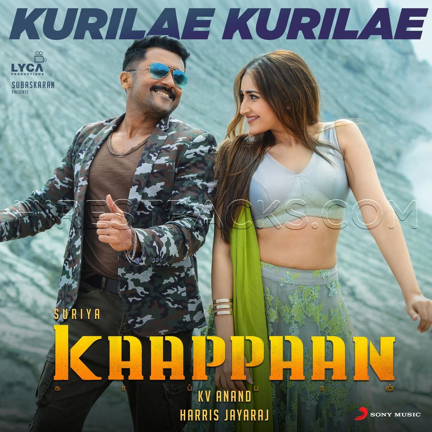 Kurilae Kurilae (From Kaappaan) (2019) (Harris Jayaraj) (Sony Music) [Digital-DL-FLAC]