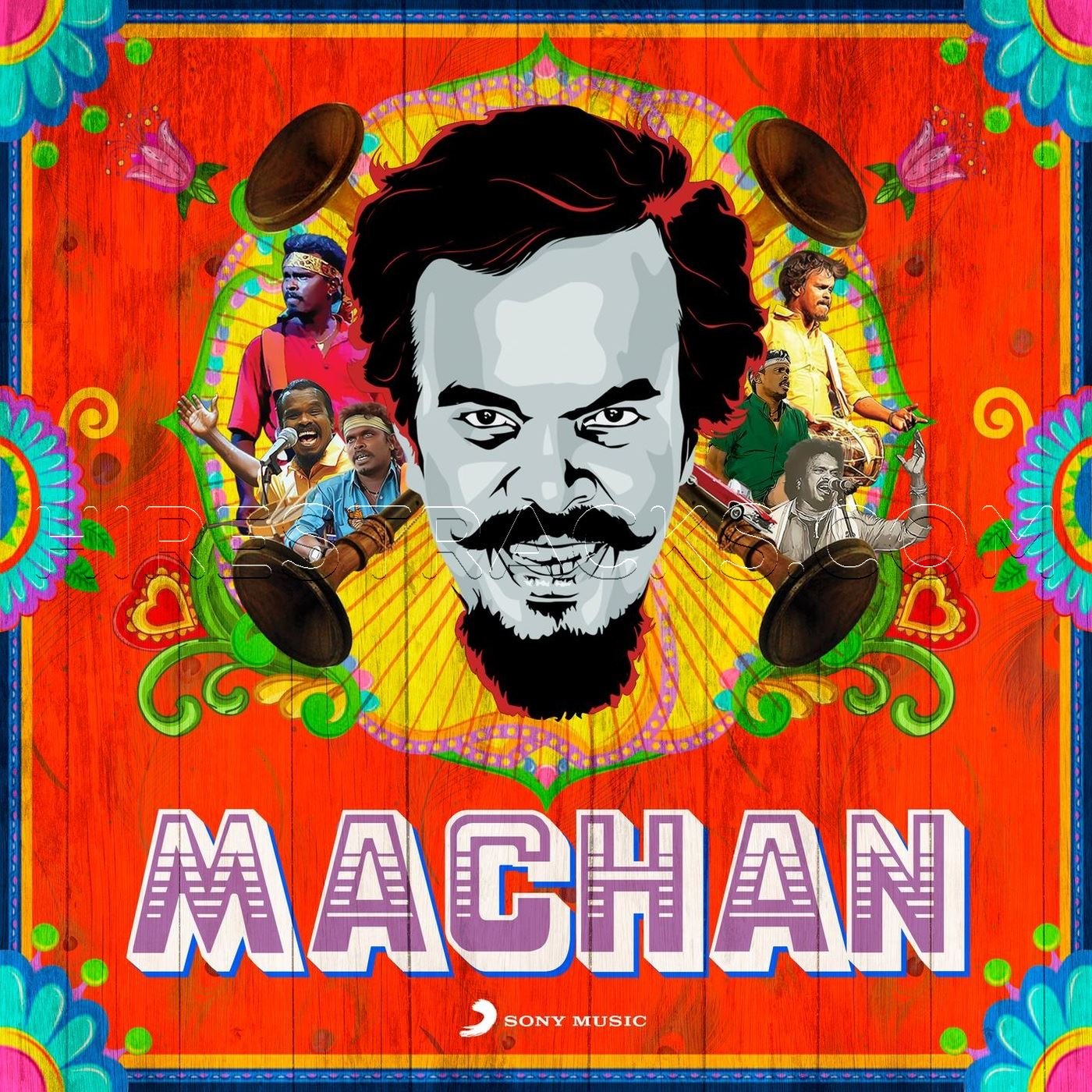 Machan (2019) (Anthony Daasan) (Sony Music)