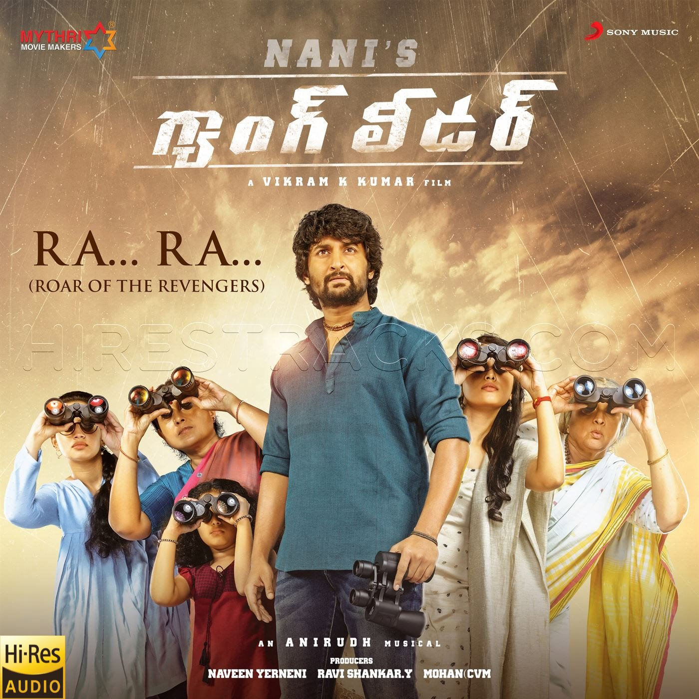 Ra Ra (Roar of the Revengers) (From Gang Leader) (2019) (Anirudh Ravichander) [24 BIT – 96 KHZ] [Digital-DL-FLAC]