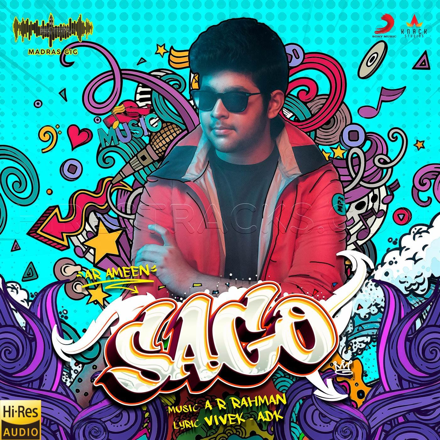 Sago (Madras Gig Season 2) – Single (2019) (A. R. Rahman) [24 BIT – 44 KHZ]
