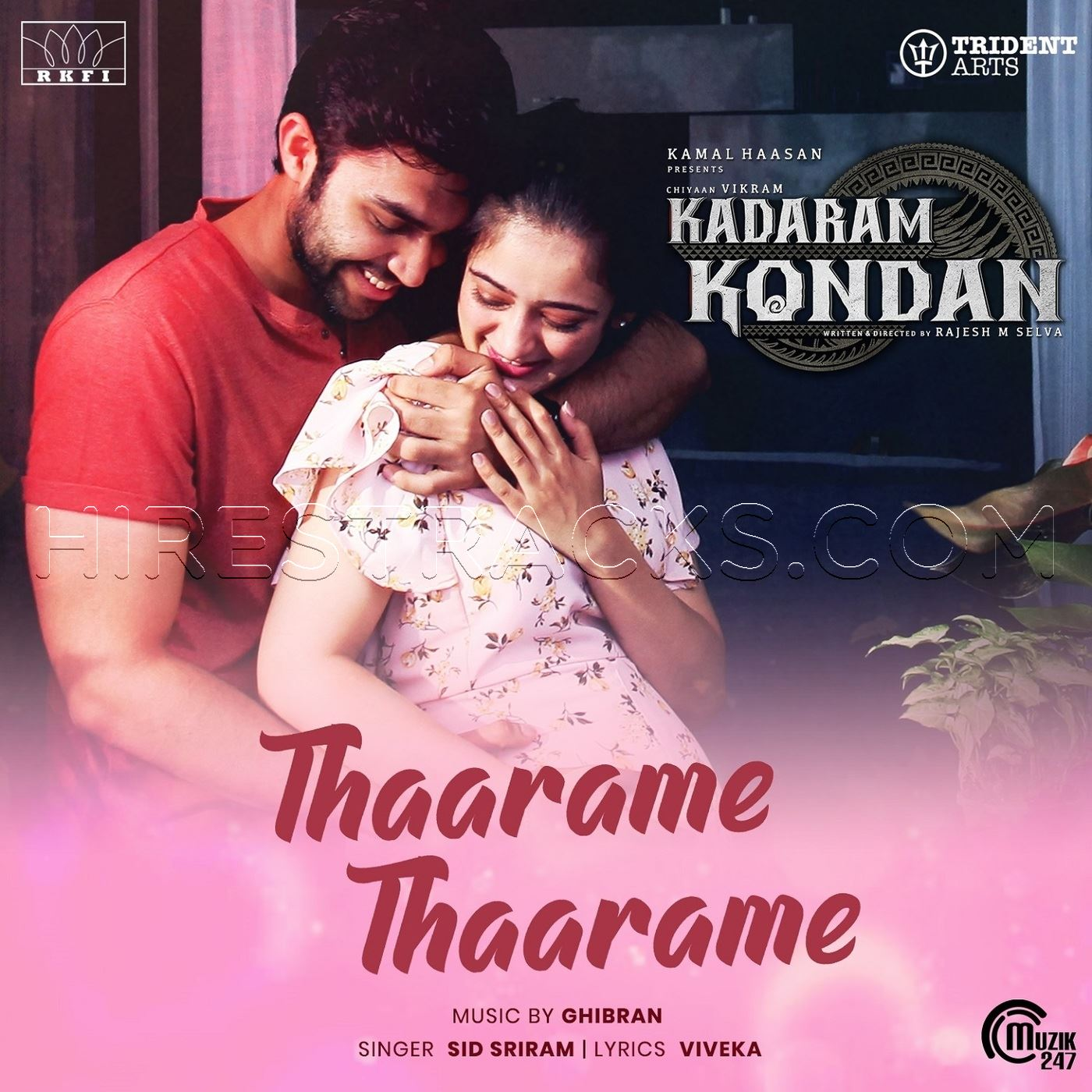 Thaarame Thaarame – Single (From Kadaram Kondan) (2019) (Ghibran)