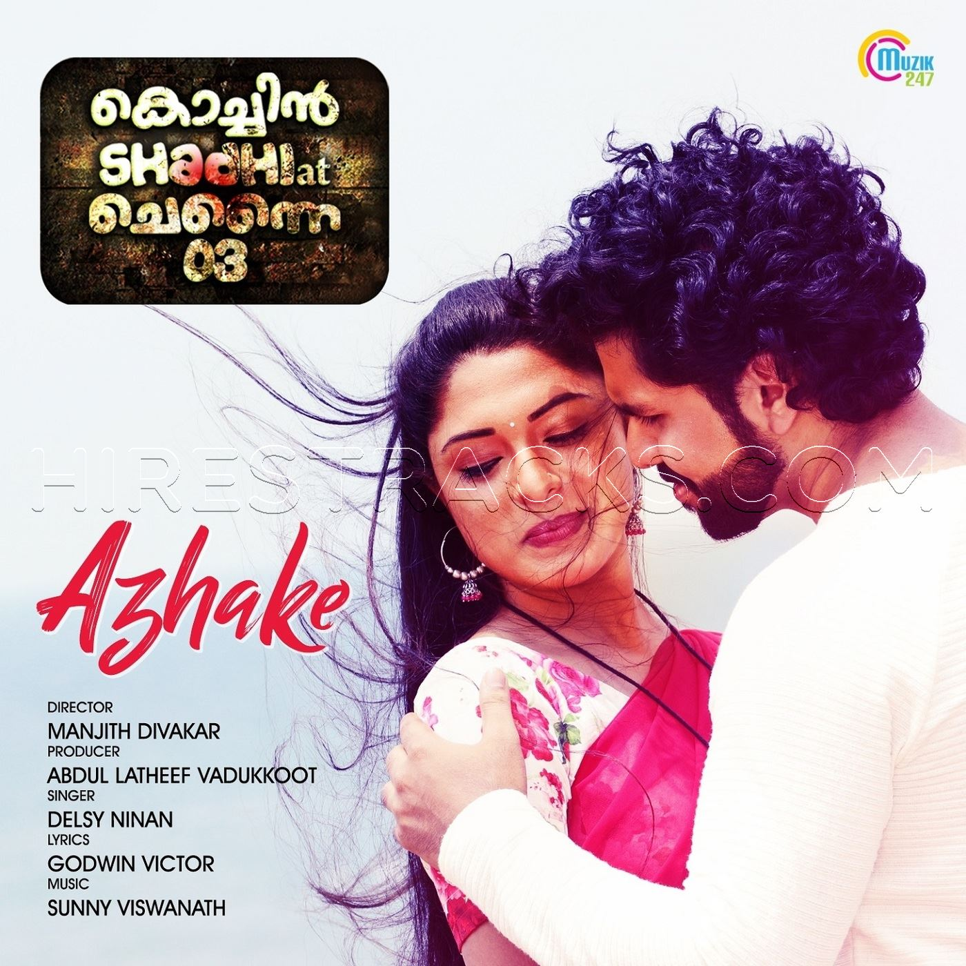Azhake (From Cochin Shadhi at Chennai 03) (2019) (Delsy Ninan) (Muzik247)