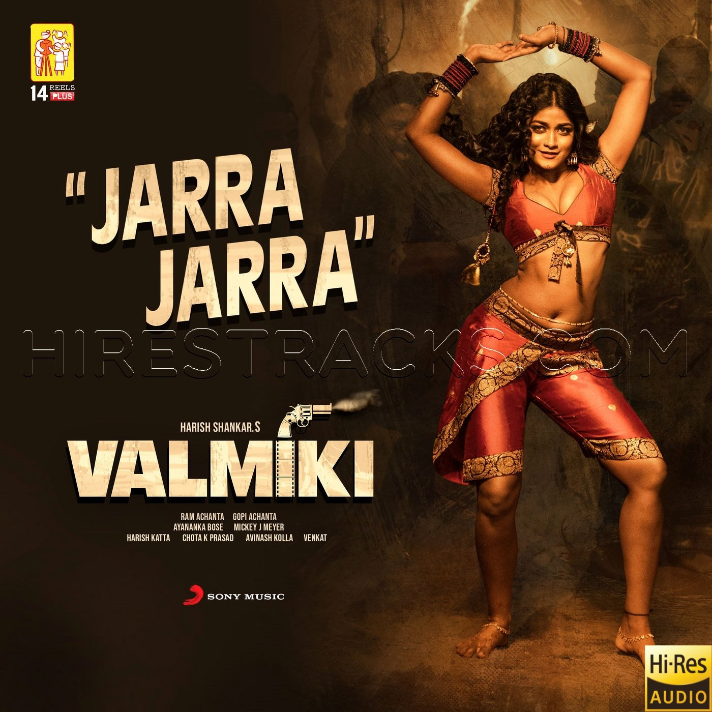 Jarra Jarra (From Valmiki) (2019) (Mickey J Meyer) (Sony Music) [24 BIT – 48 KHZ] [Digital-DL-FLAC]