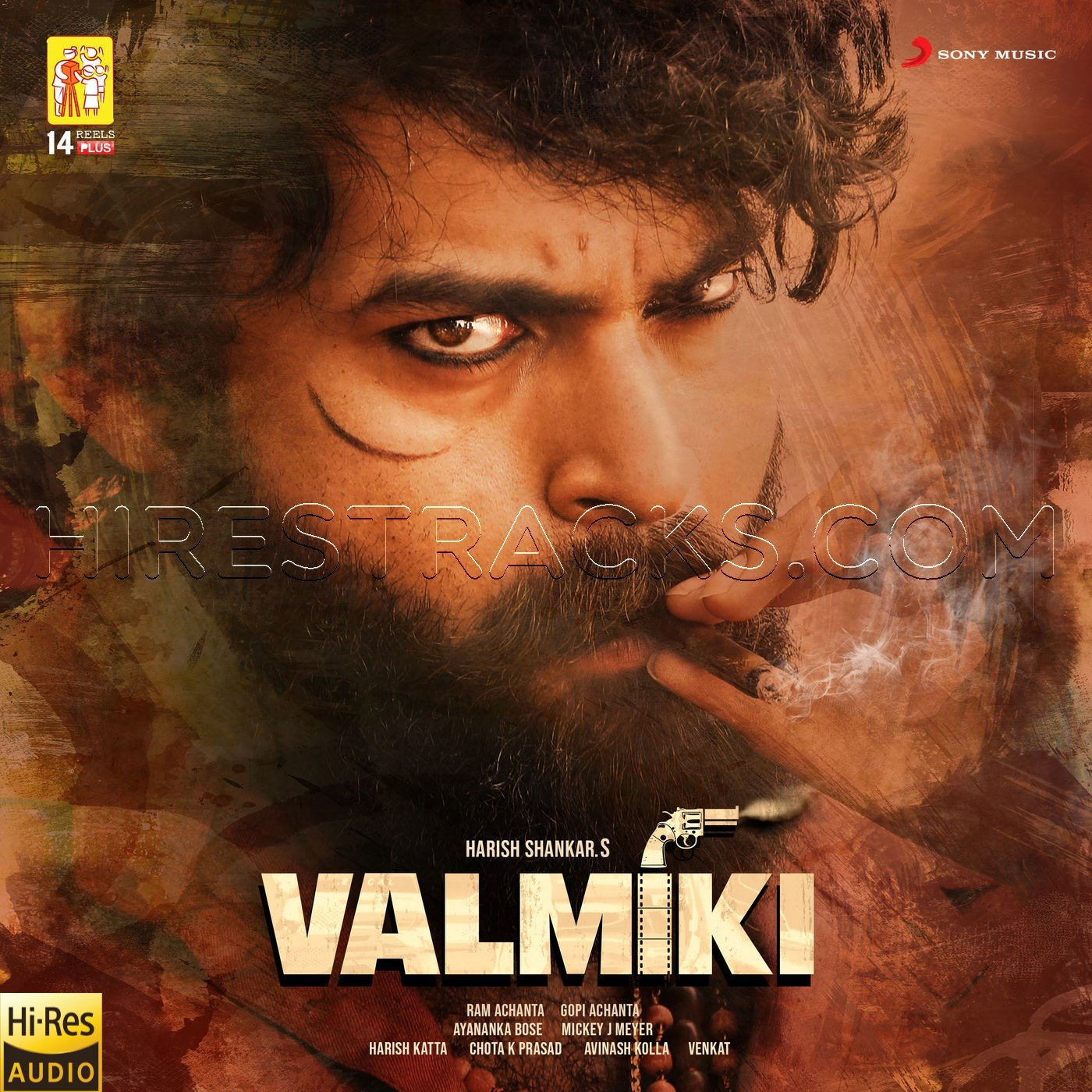 Valmiki (2019) (Mickey J Meyer) (Sony Music) [24 BIT – 48 KHZ] [DigitalRIP-FLAC]