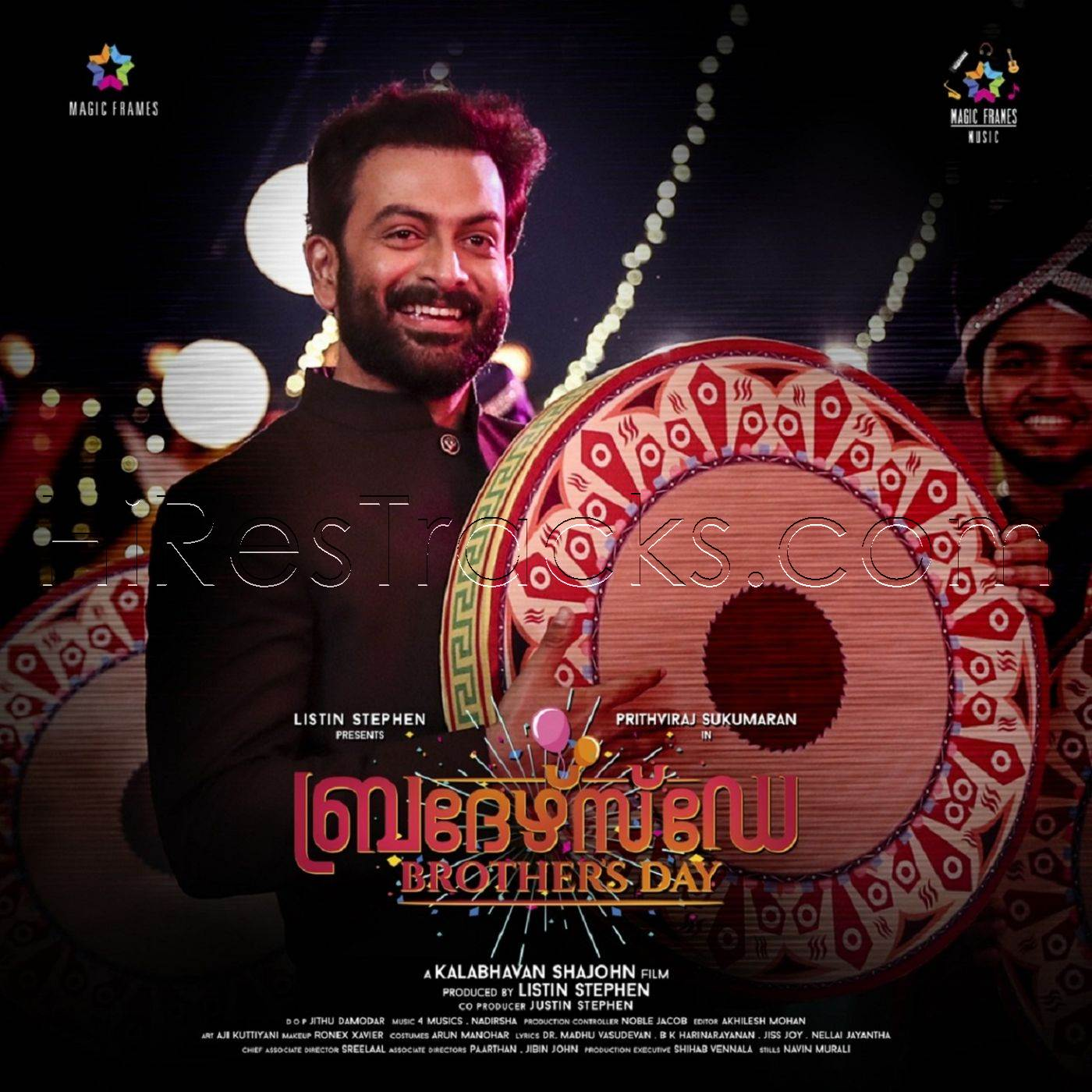 Brother's Day (2019) (Biby Mathew) (Magic Frames) [Digital-RIP-FLAC]