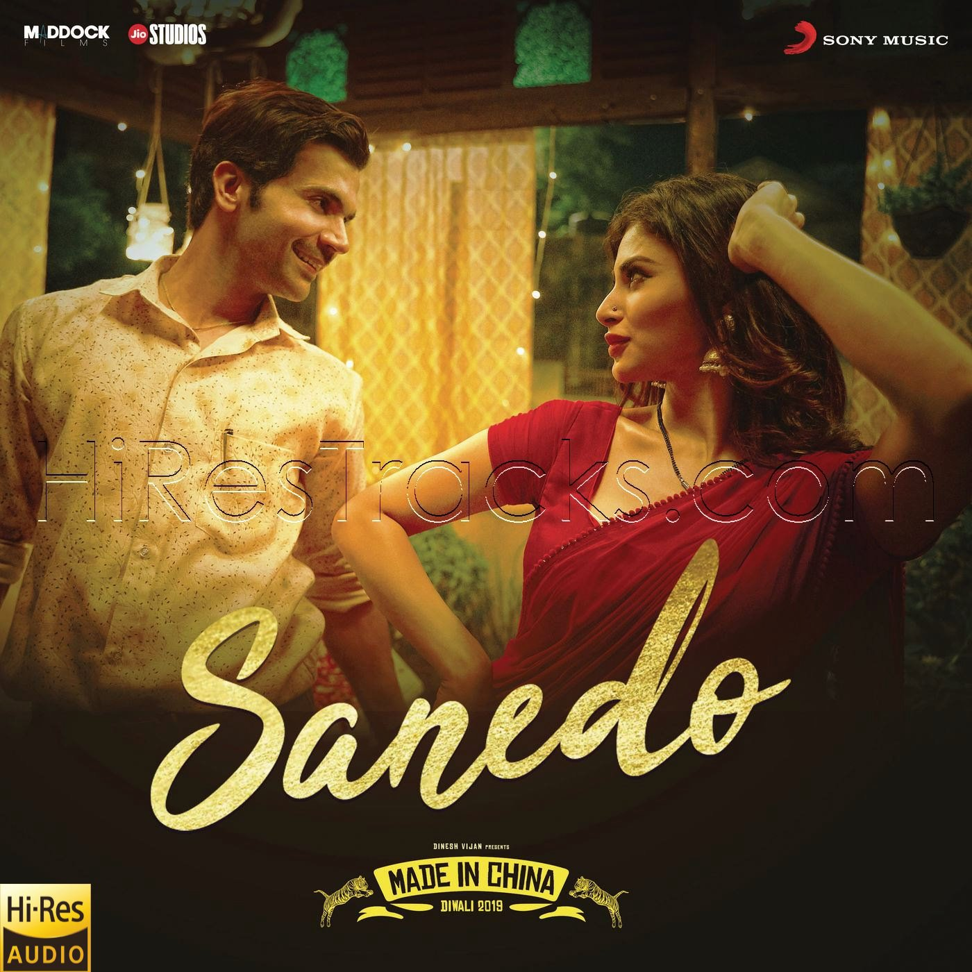 Sanedo (From Made in China) (2019) (Sachin-Jigar) (Sony Music) [24 BIT – 96 KHZ] [Digital-RIP-FLAC]