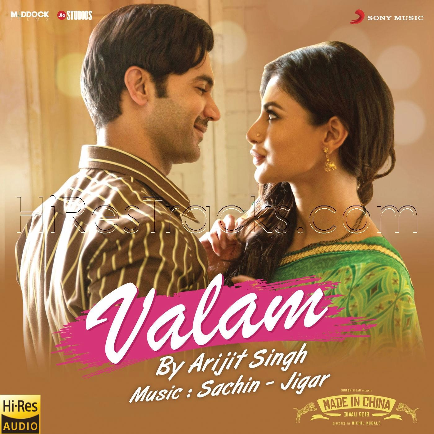 Valam (From Made in China) (2019) (Sachin-Jigar) (Sony Music) [24 BIT – 96 KHZ] [Digital-RIP-FLAC]