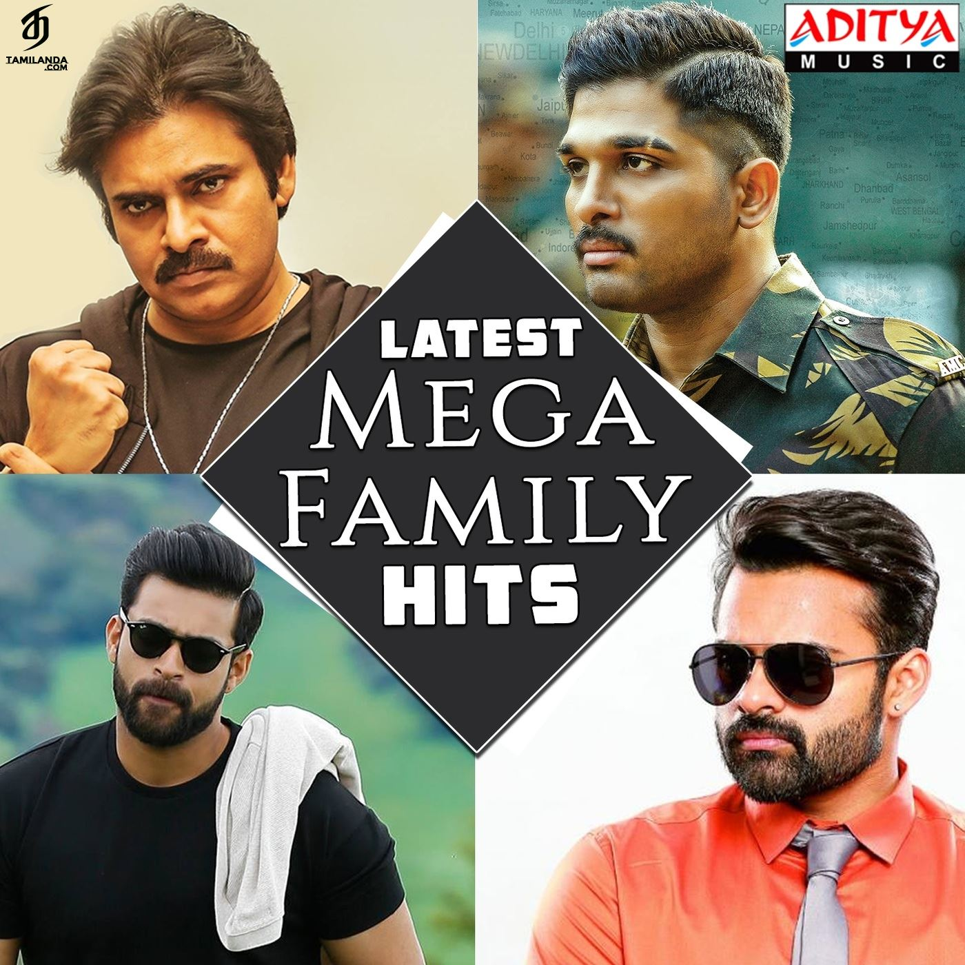 Latest Mega Family Hits (Telugu)