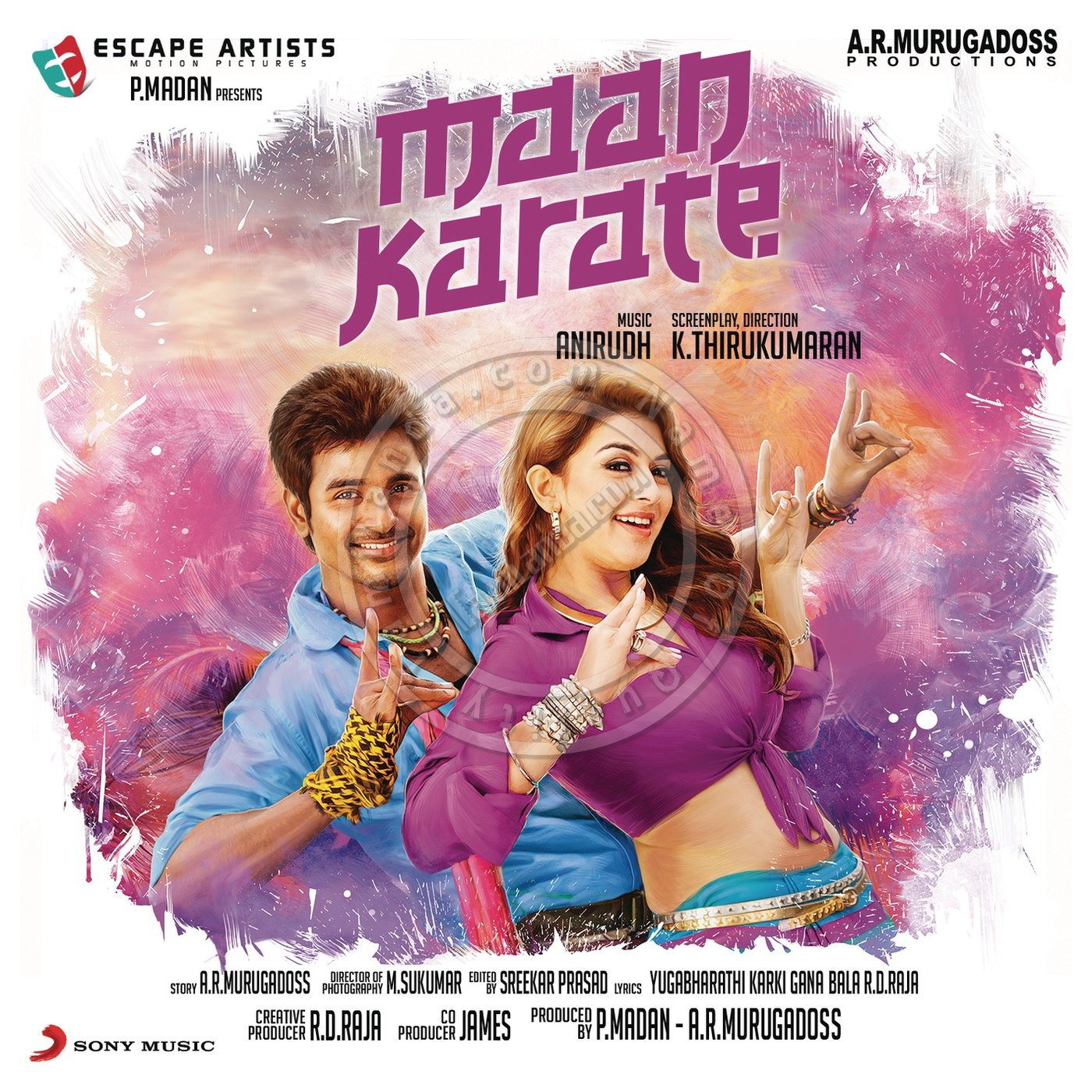 Maan Karate 16 BIT FLAC Songs