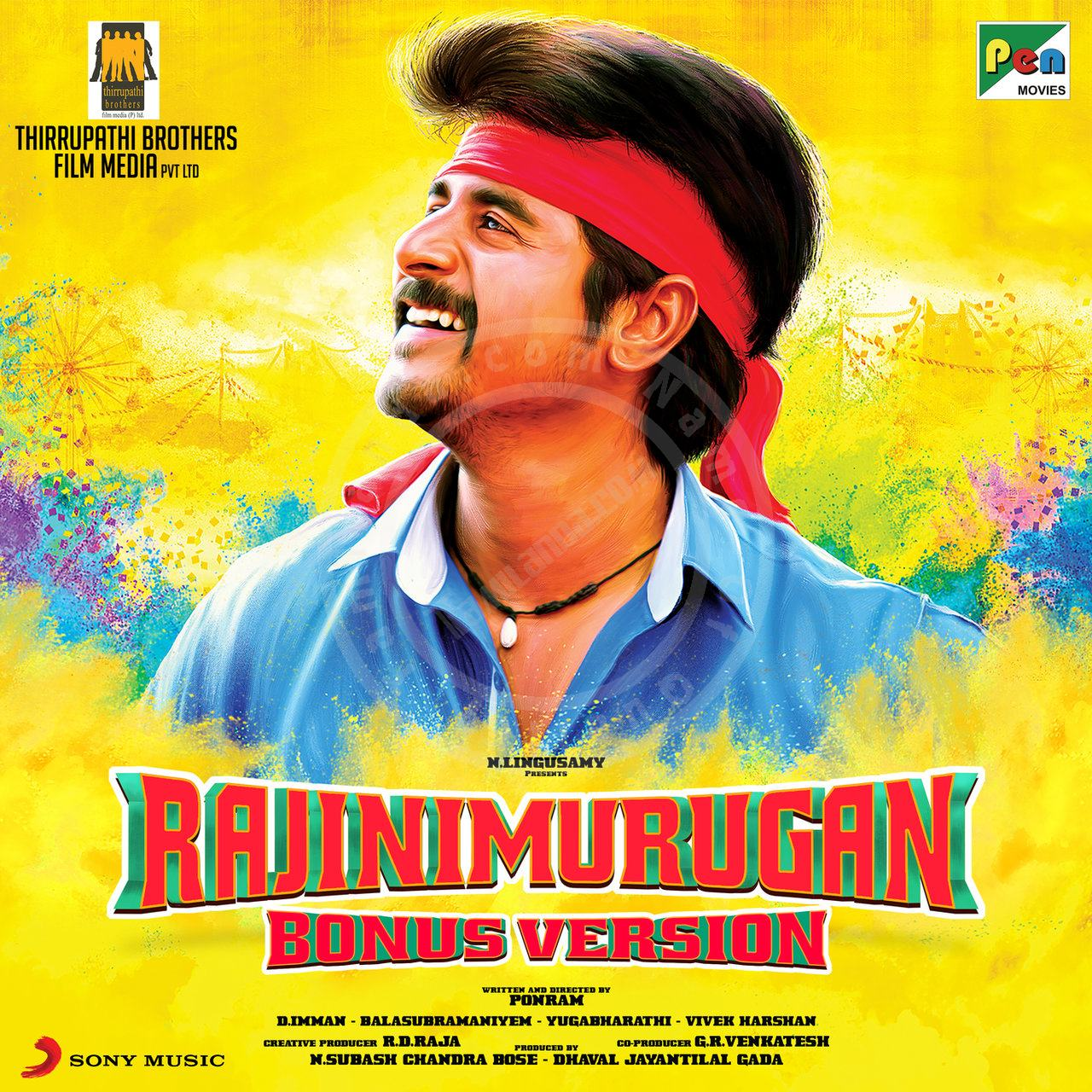 Rajinimurugan 16 BIT FLAC Songs