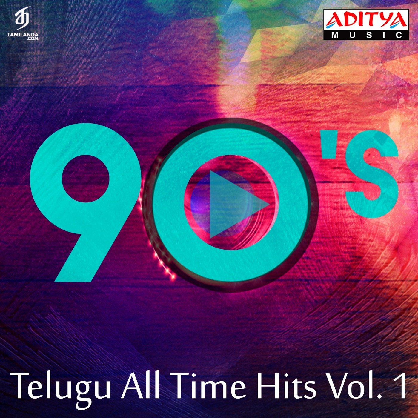 90's Telugu All Time Hits Vol. 1 16 BIT FLAC Songs