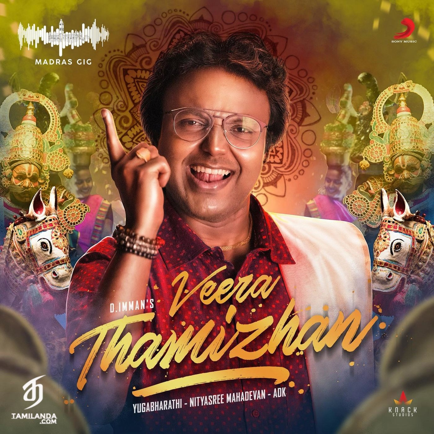 Veera Thamizhan (Madras Gig) 24 BIT FLAC Single Song