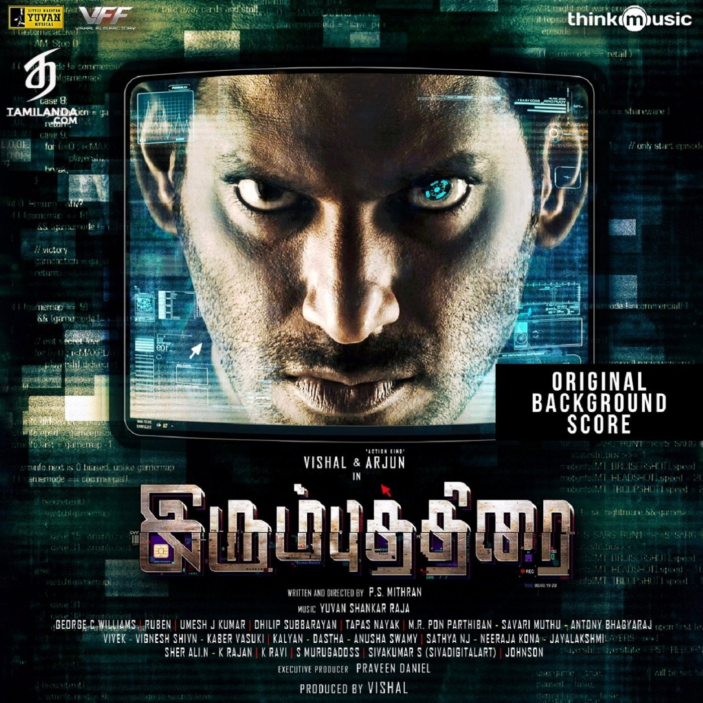 Irumbuthirai (Original Background Score) FLAC Album