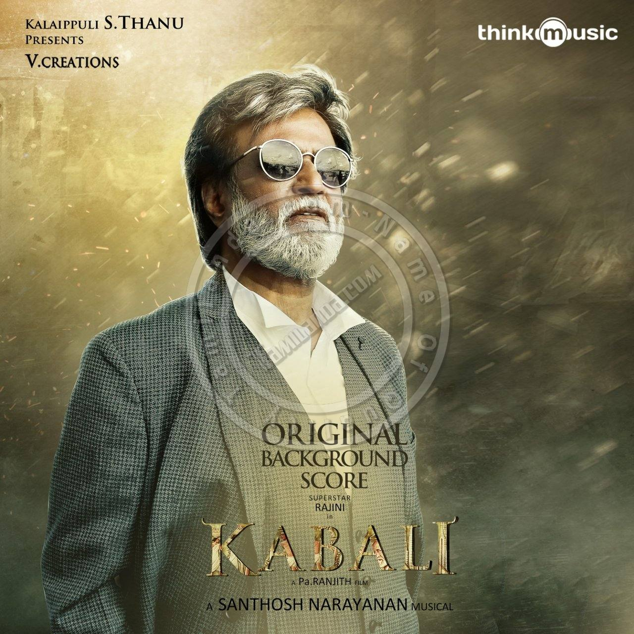 Kabali (Original Background Score) 16 BIT FLAC BGMs
