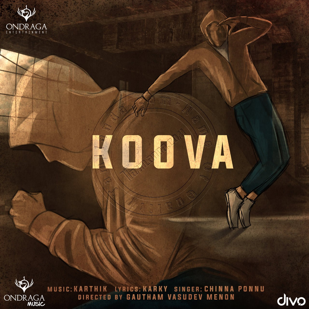 Koova (From Ondraga Originals) 16 BIT FLAC Single Song