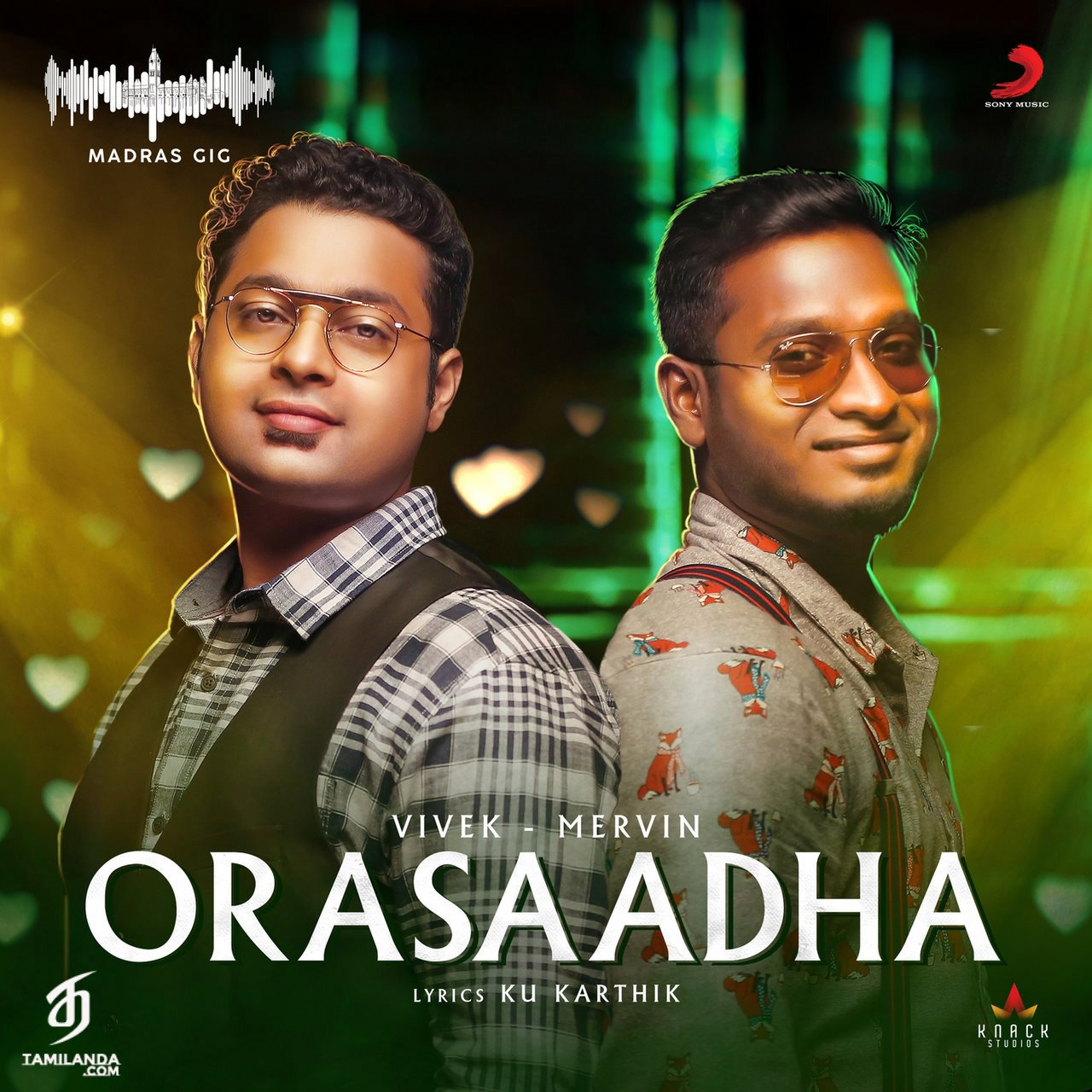 Orasaadha (Madras Gig) Single FLAC Song