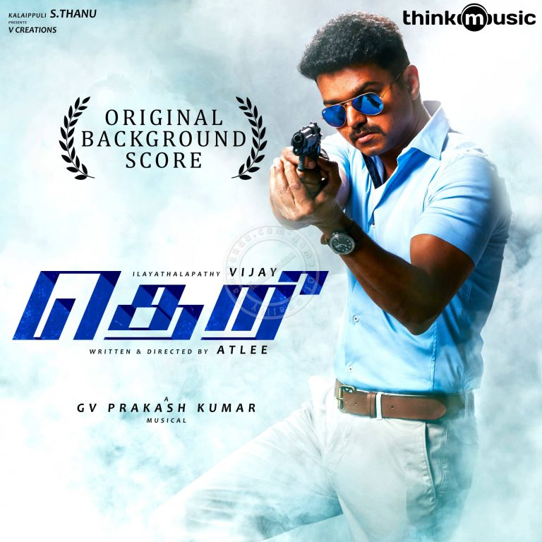 Theri (Original Background Score) FLAC Tracks