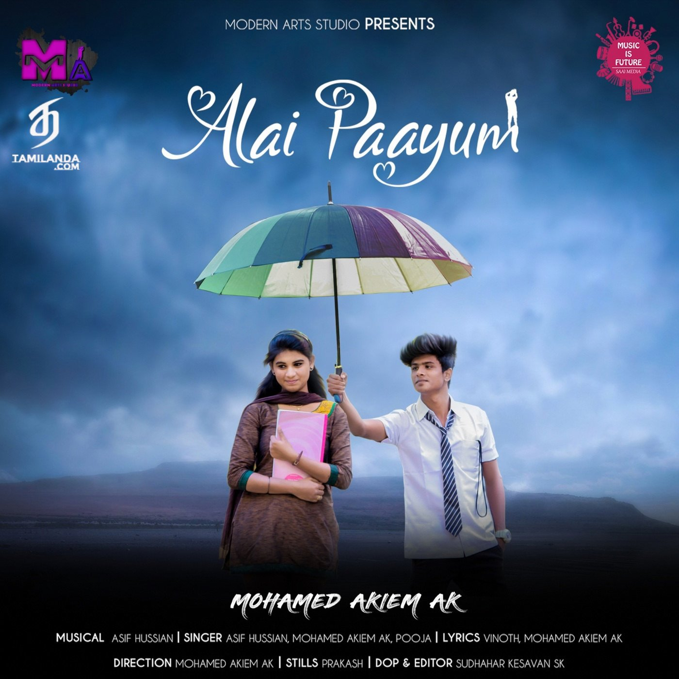 Alai Paayum (Single) FLAC Song