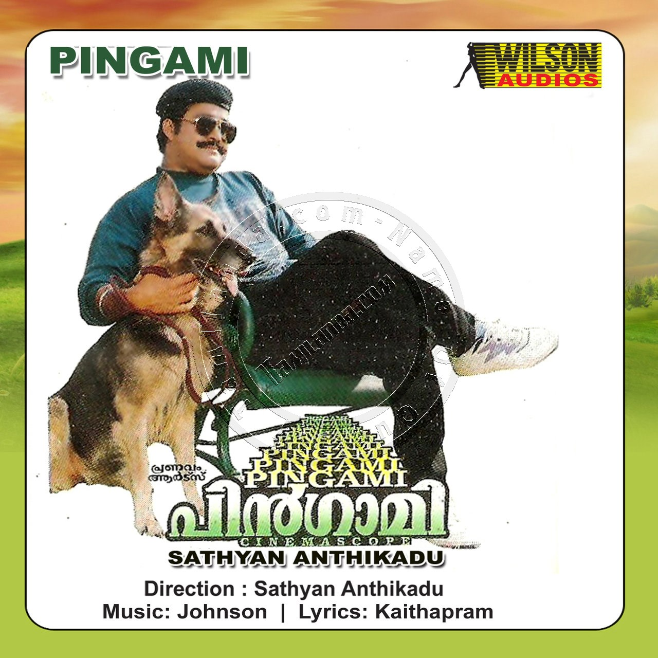 Pingami FLAC Songs