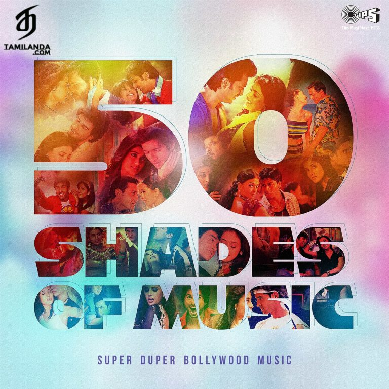 50 Shades Of Music - Super Duper Bollywood Music FLAC Songs [50