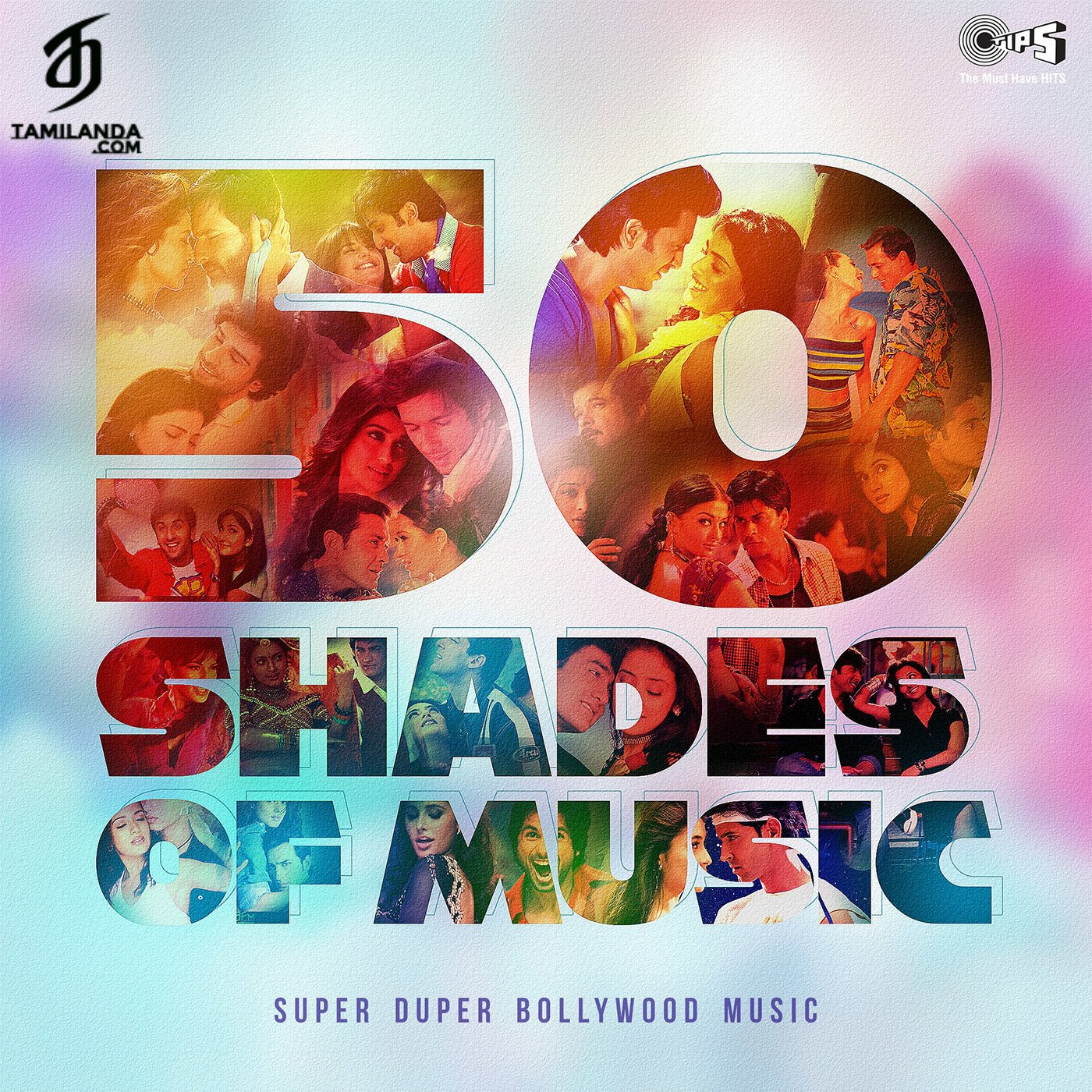 50 Shades Of Music – Super Duper Bollywood Music FLAC Songs [50 Tracks]