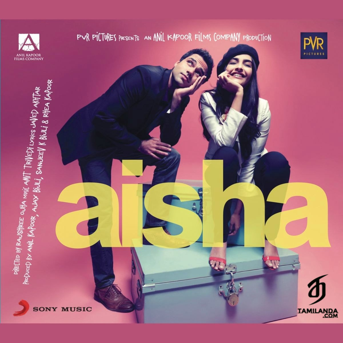 Aisha FLAC Songs