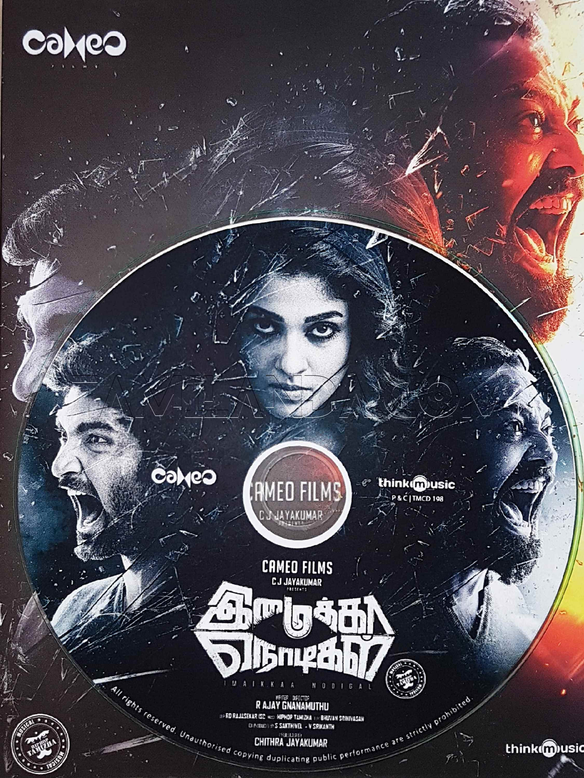 Imaikkaa Nodigal FLAC Songs (ACD RIP)