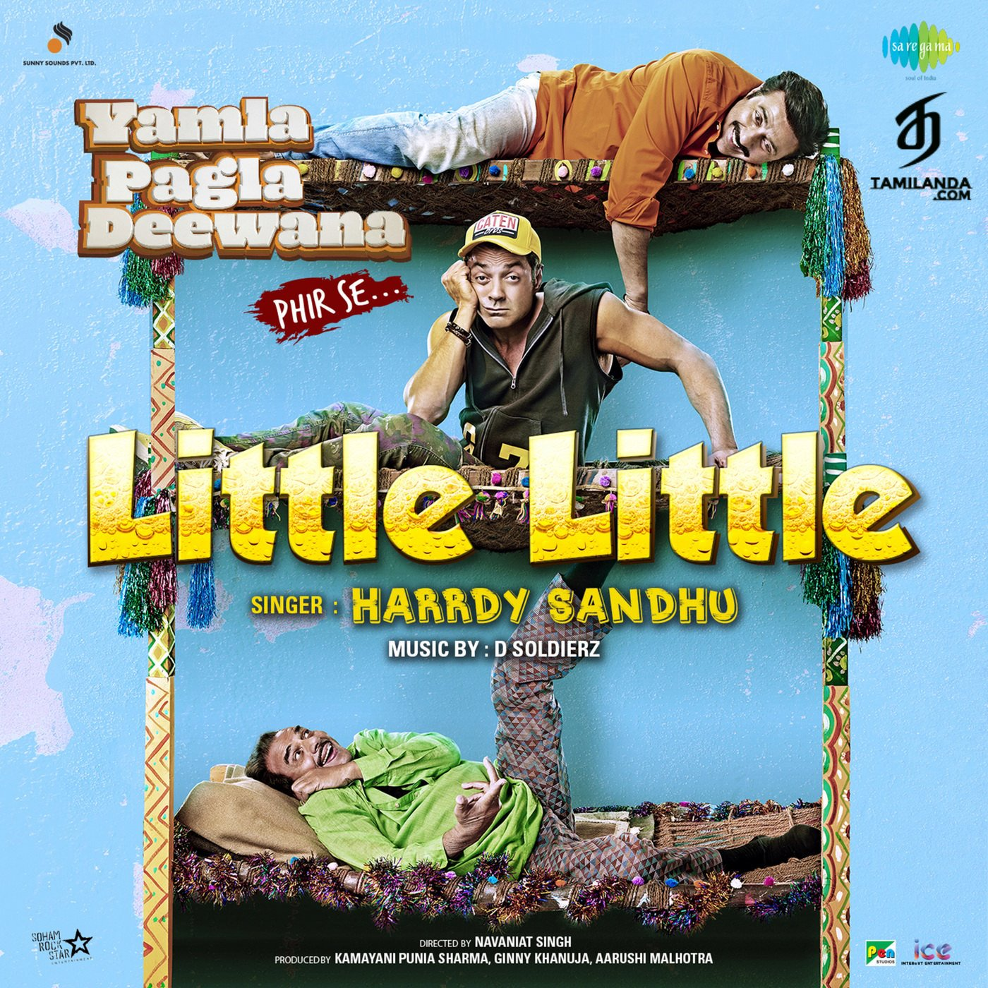 Little Little (From Yamla Pagla Deewana Phir Se) FLAC Song (Single)