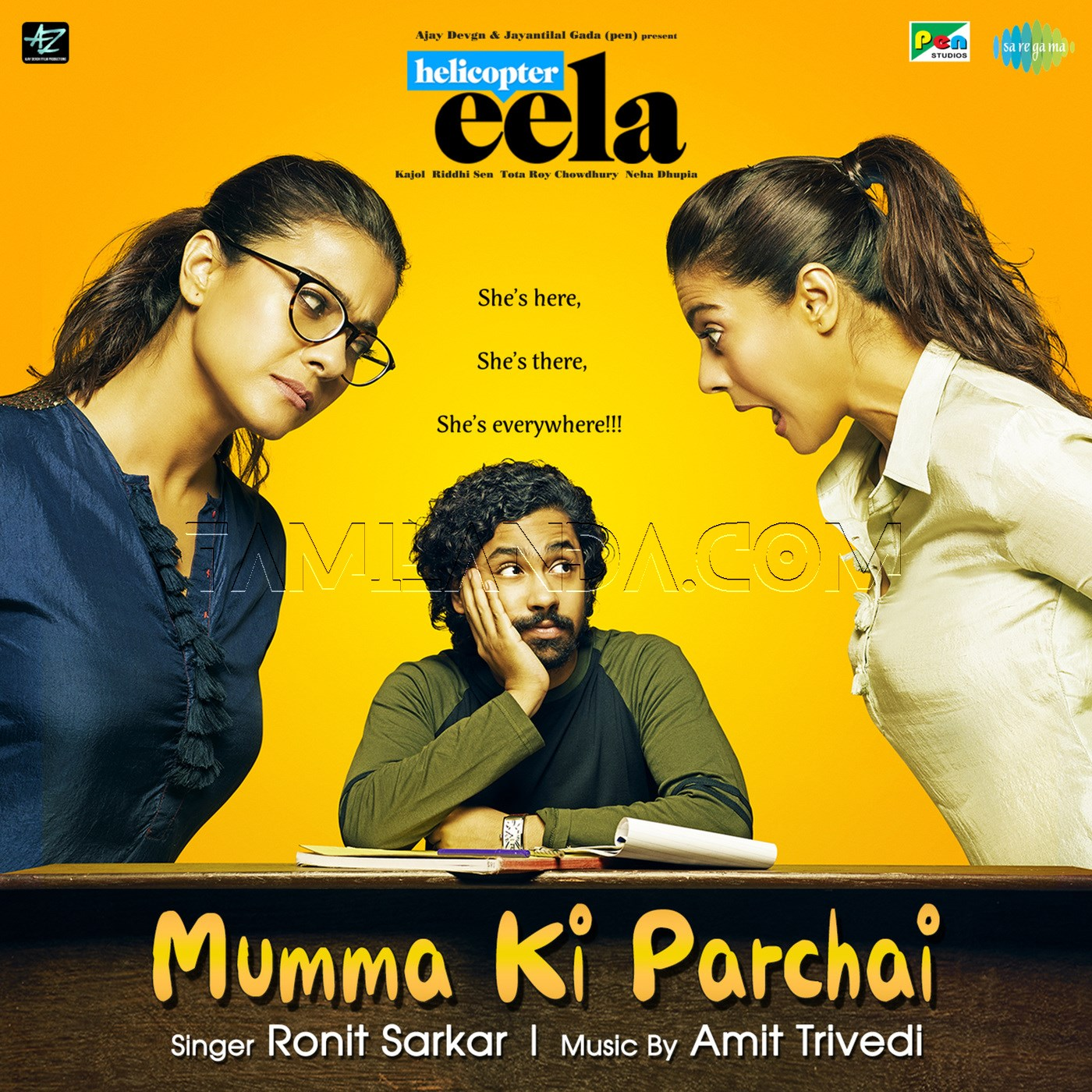 Mumma Ki Parchai (From Helicopter Eela) – Single FLAC Song