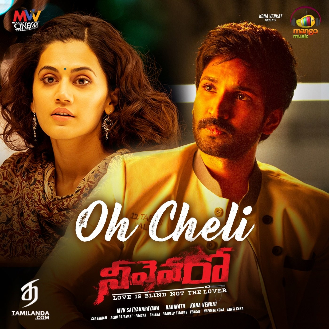Oh Cheli (From Neevevaro) – Single FLAC Song