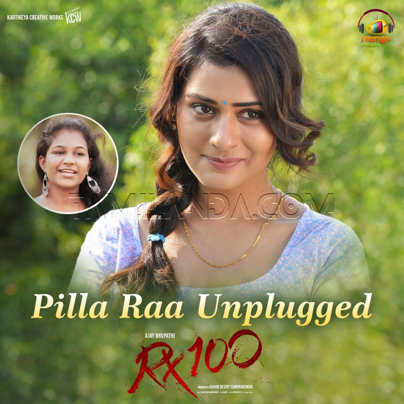 Pillaa Raa (Unplugged) (From RX 100) – Single FLAC Song
