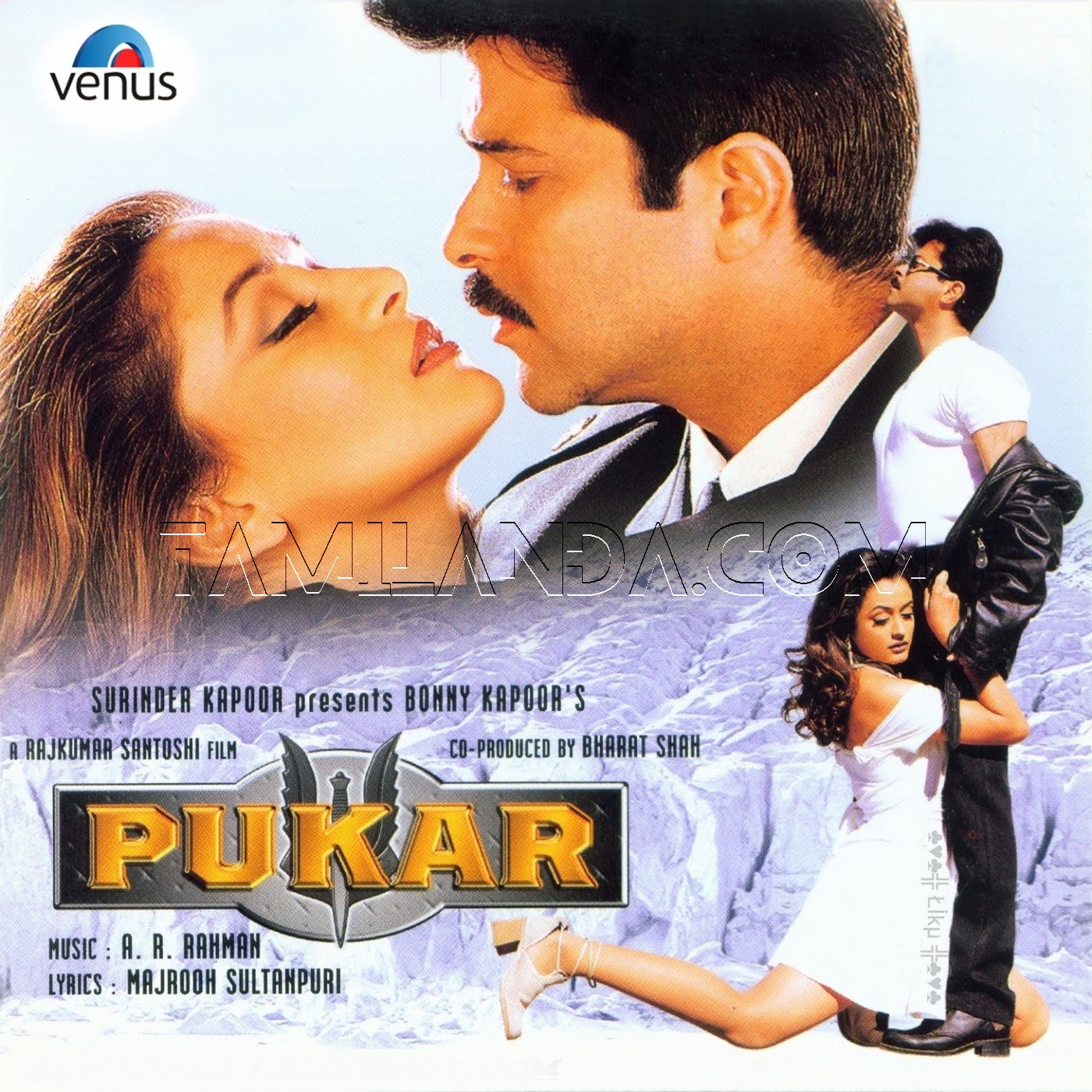 Pukar FLAC Songs
