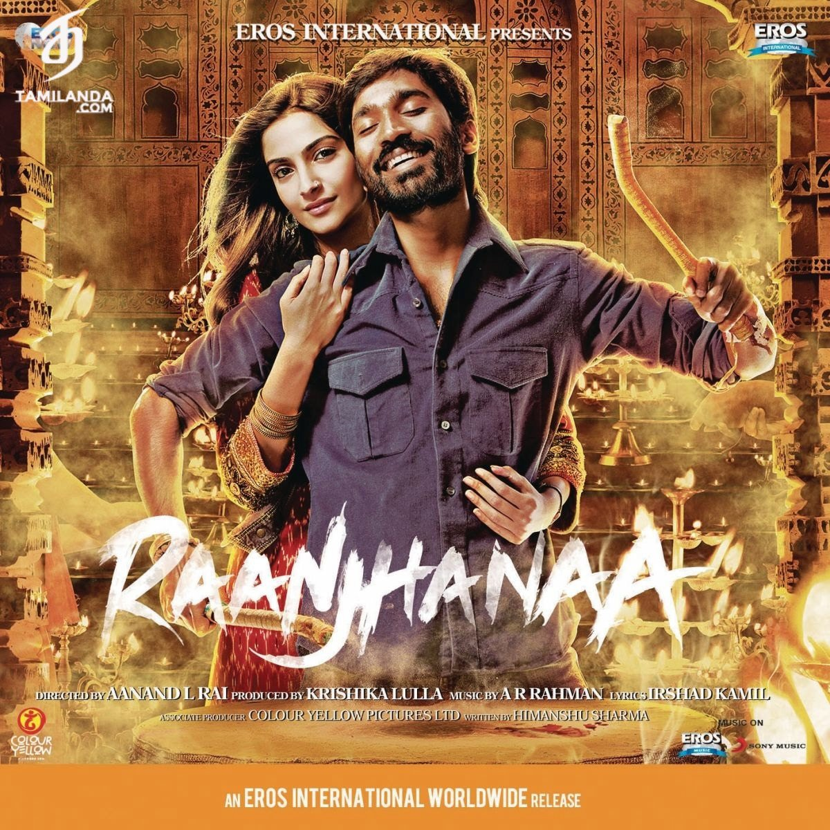 Raanjhanaa FLAC Songs