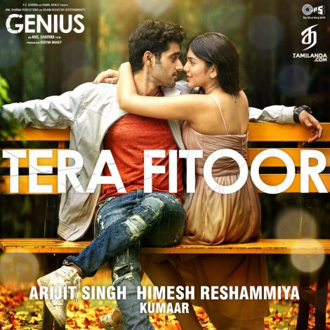 "Tera Fitoor (From ""Genius"") Single FLAC Song"