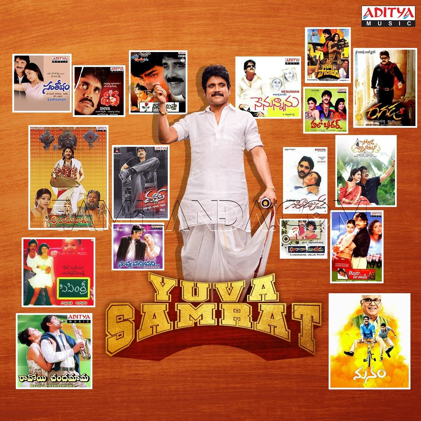 Yuva Samrat FLAC Songs [Compilations]